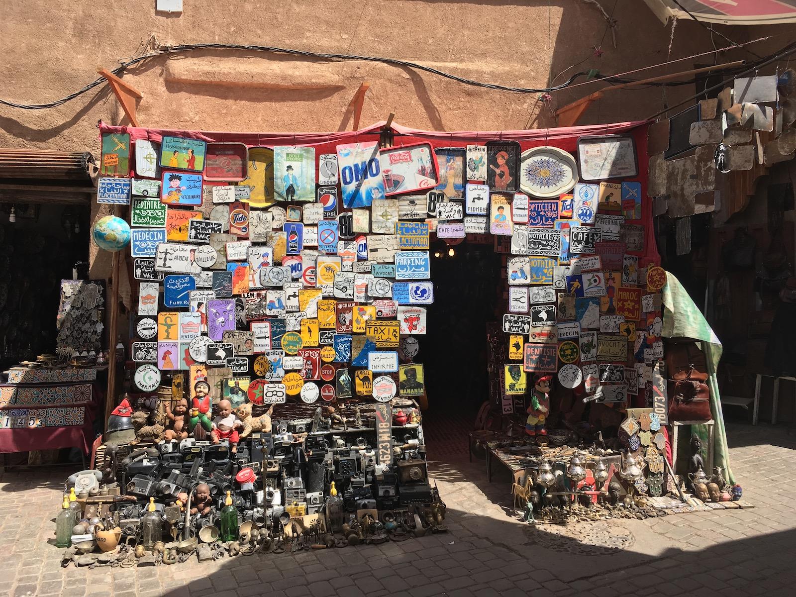 Marrakech butik