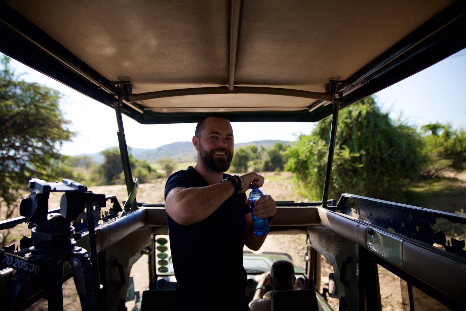 Rejse safari i Kenya