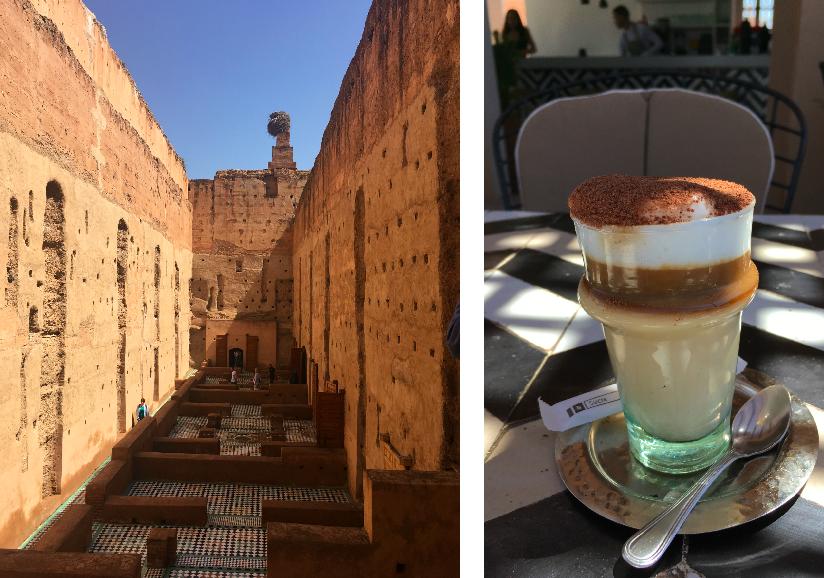 Rejseblog Marrakech