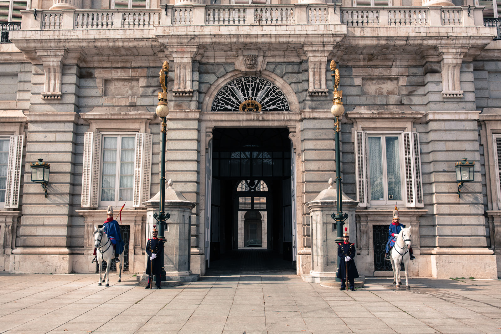 Kongeslottet i Madrid