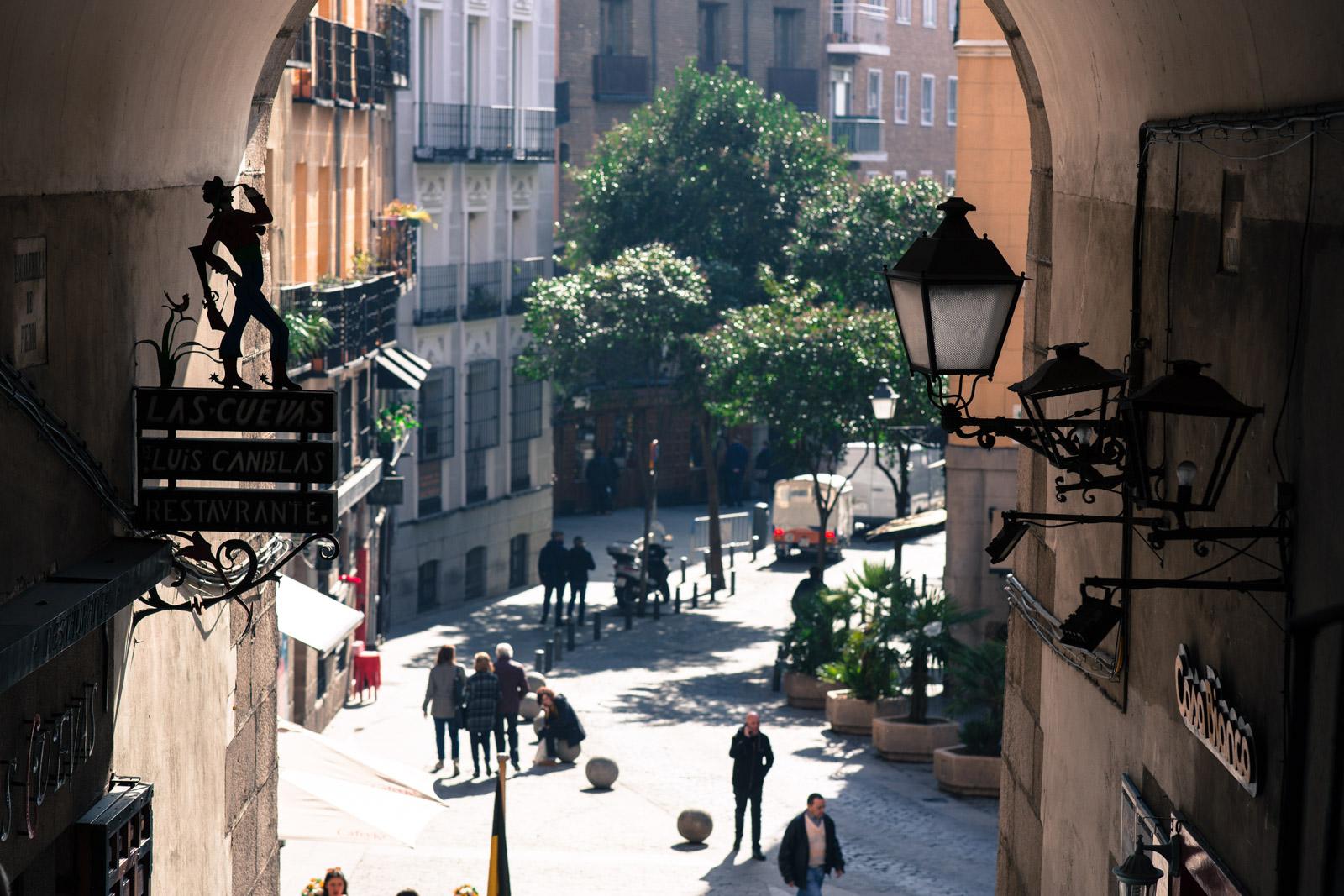 Madrid Rejseblog