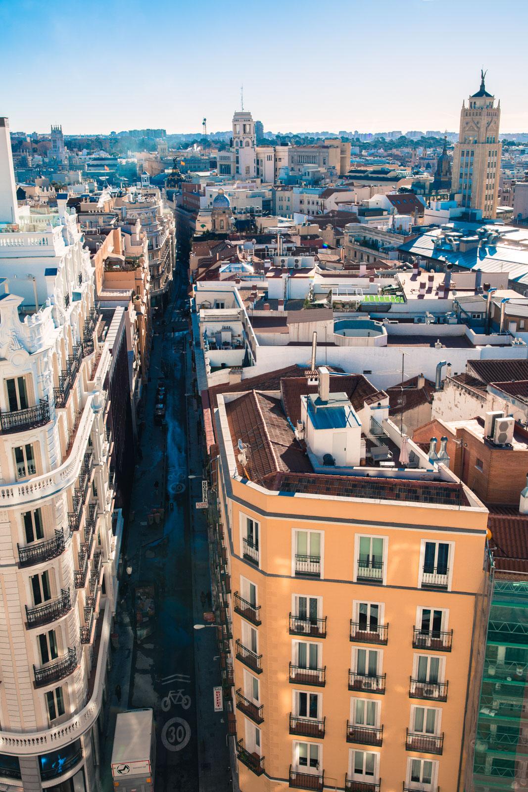 Madrid rejseguide