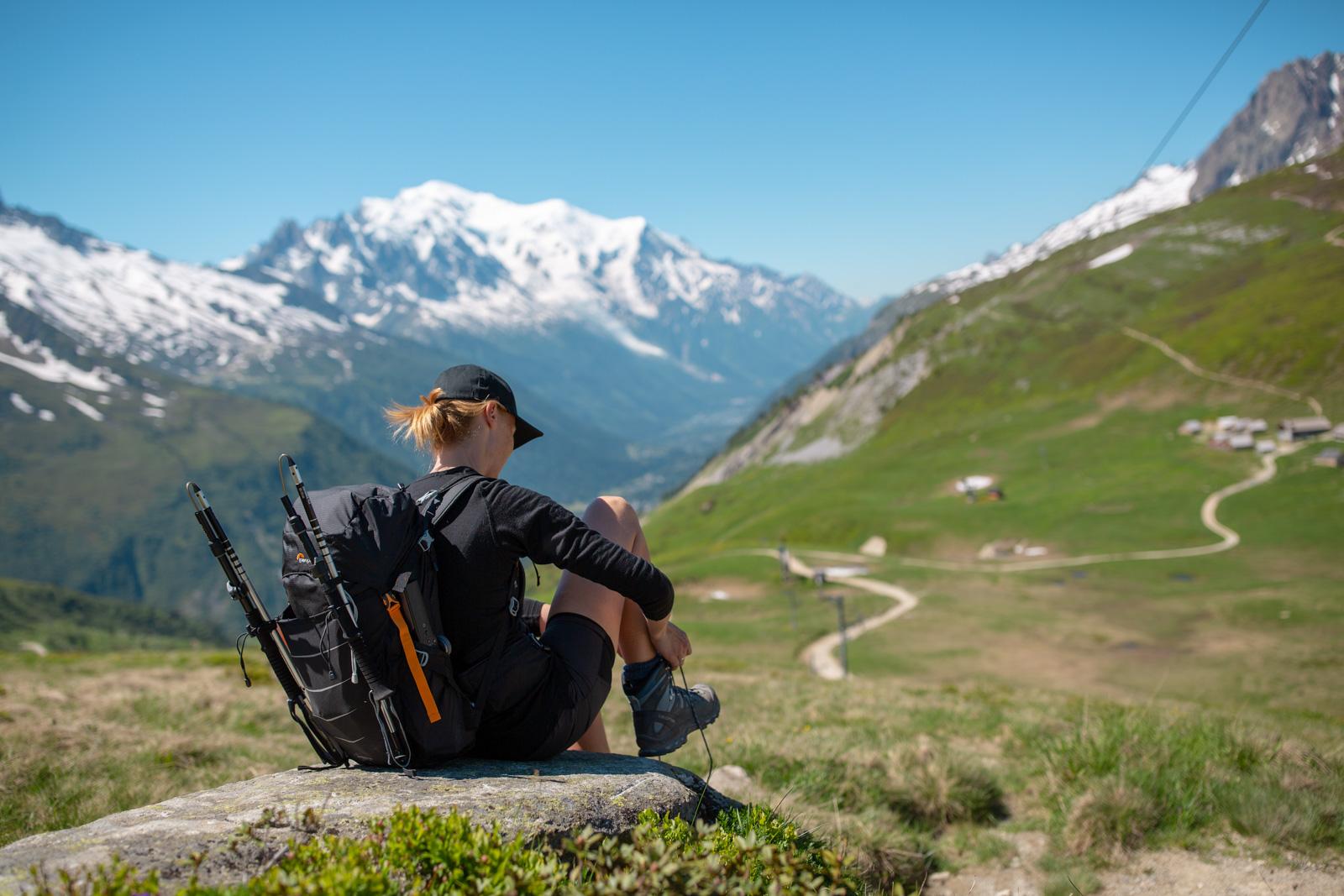 Rejseblog rundt om Mont Blanc