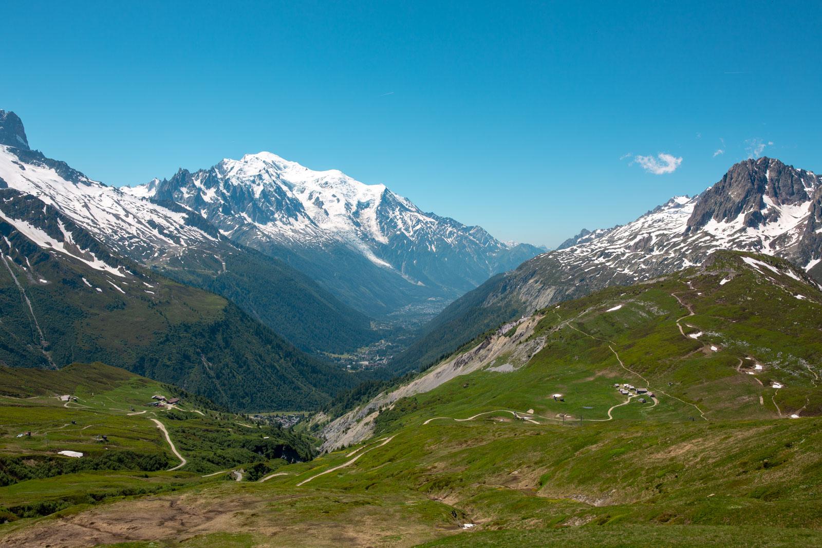 Rejseblog vandretur i Alperne