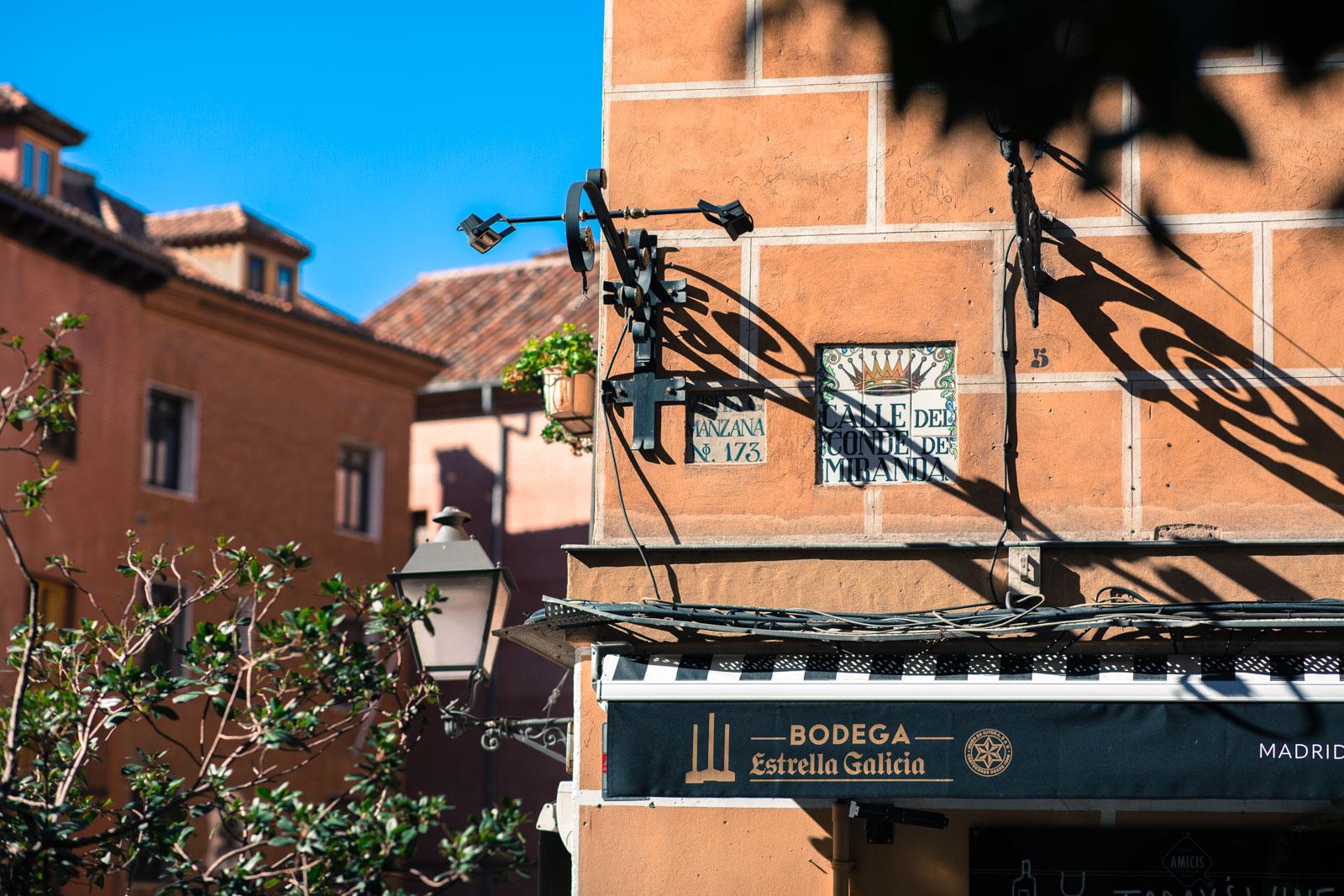 Rejseguide Madrid
