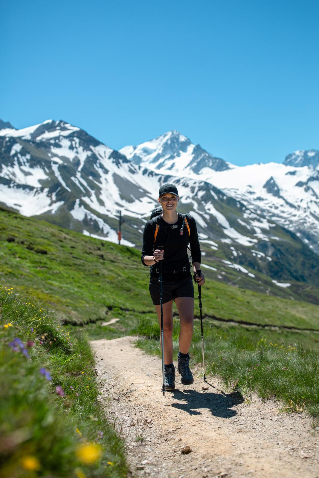 Vandre rundt om Mont Blanc