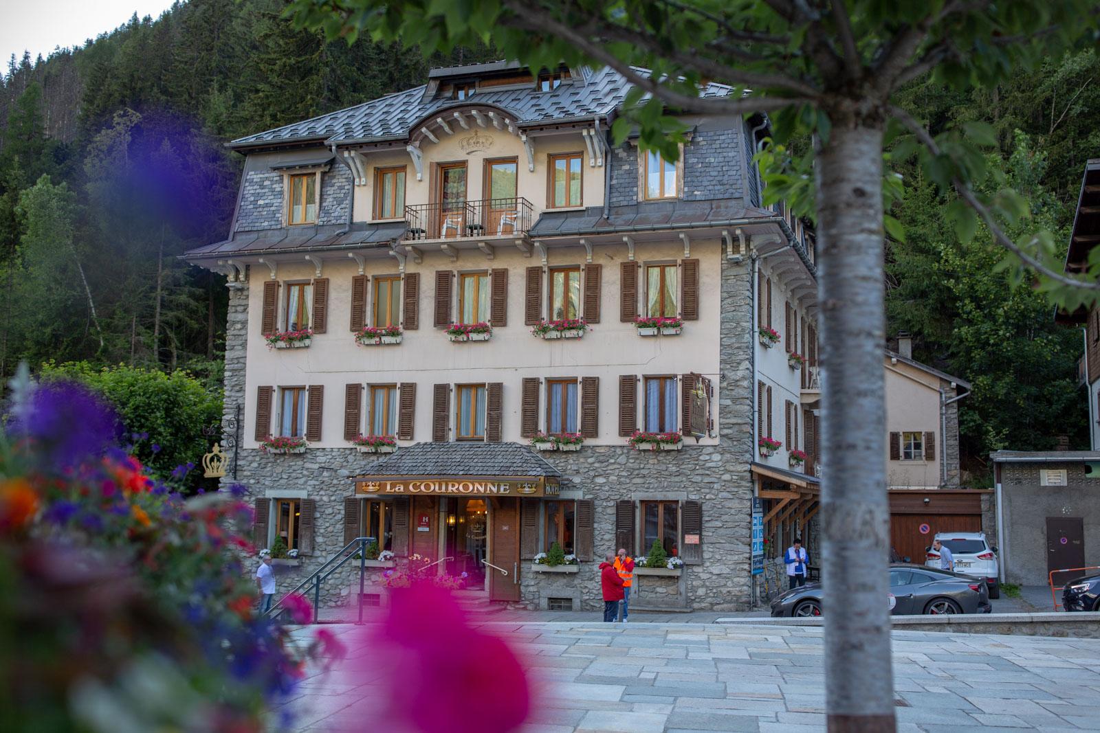 Hotel Couronne Argentière