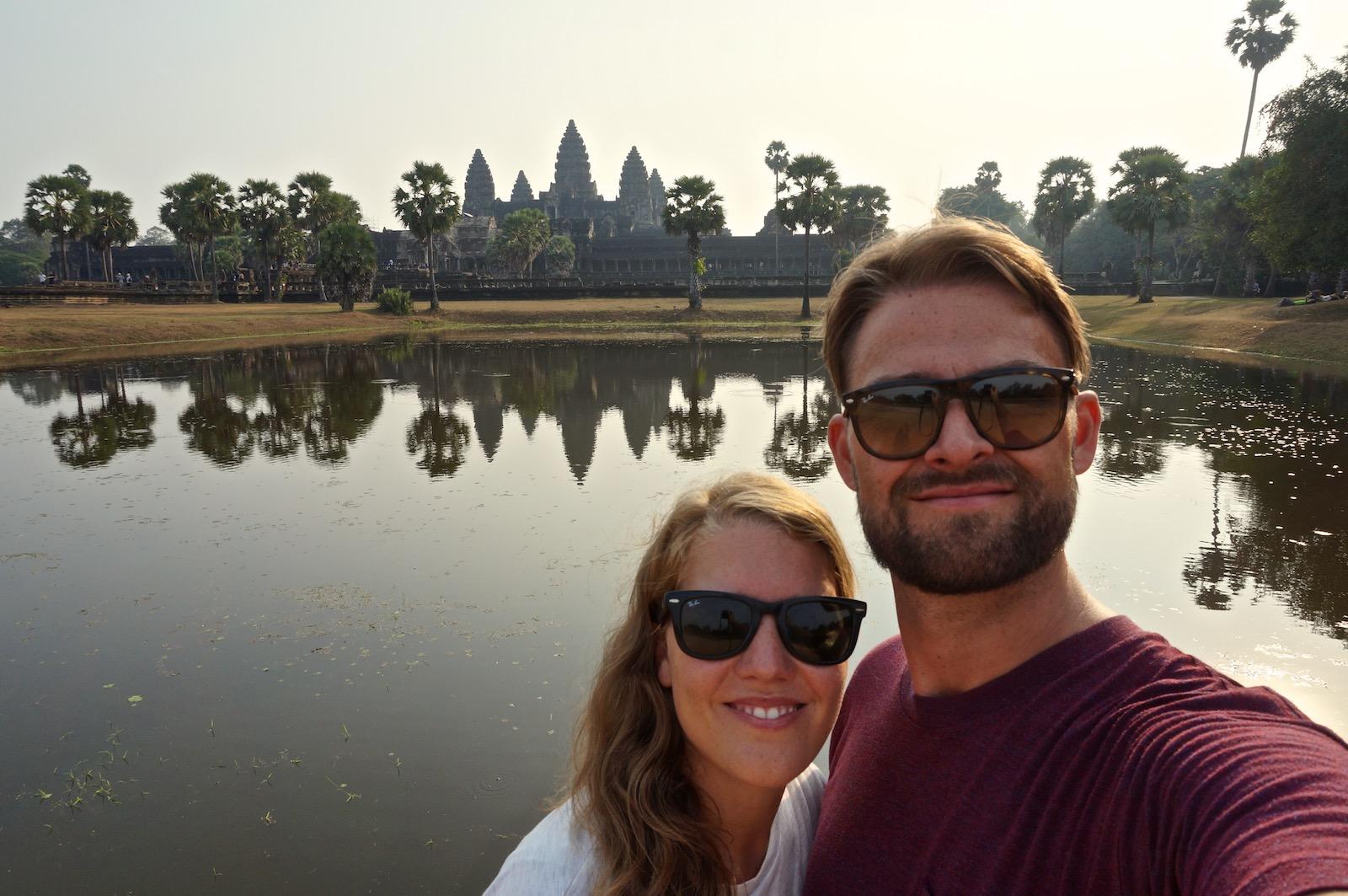 Cambodja backpackrejse