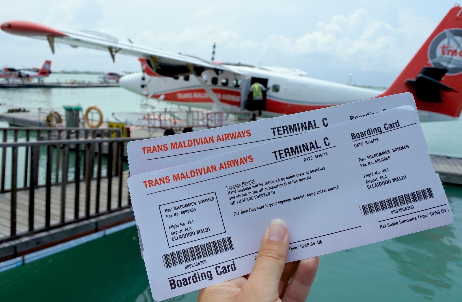 Maldiverne rejseblog
