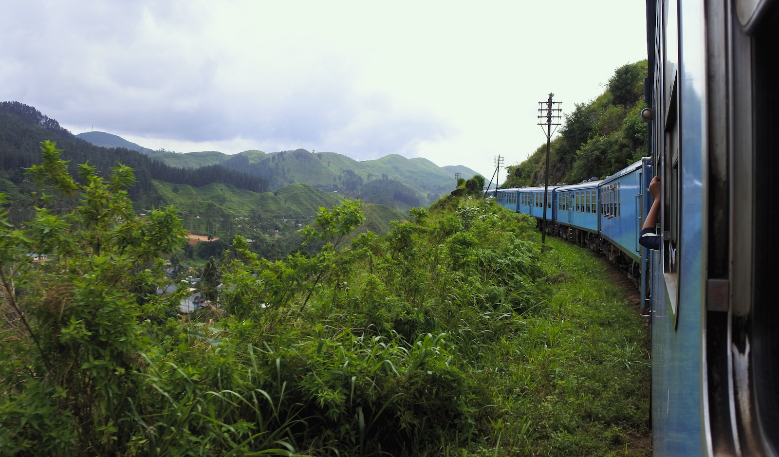 Togrejse Sri Lanka