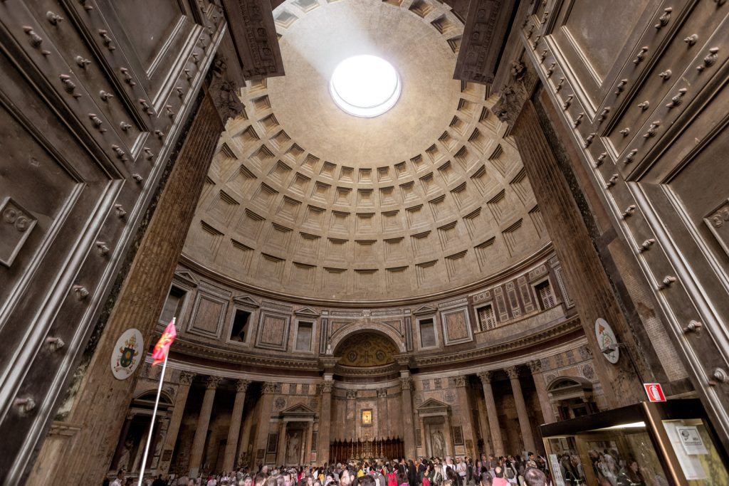 Templet Pantheon i Rom