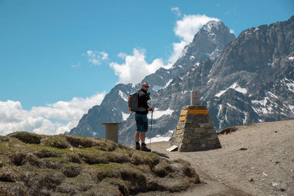 Vandring i Alperne