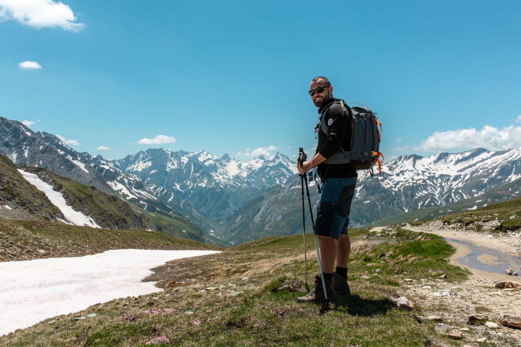 Vandring Alperne