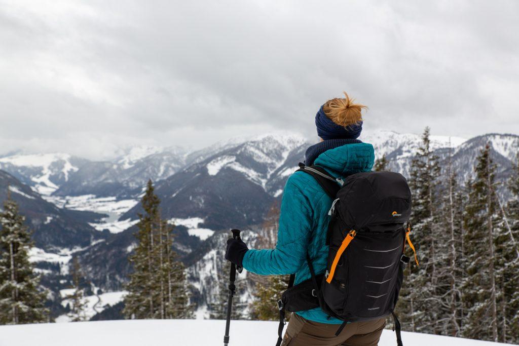Rejseblog snesko vandretur