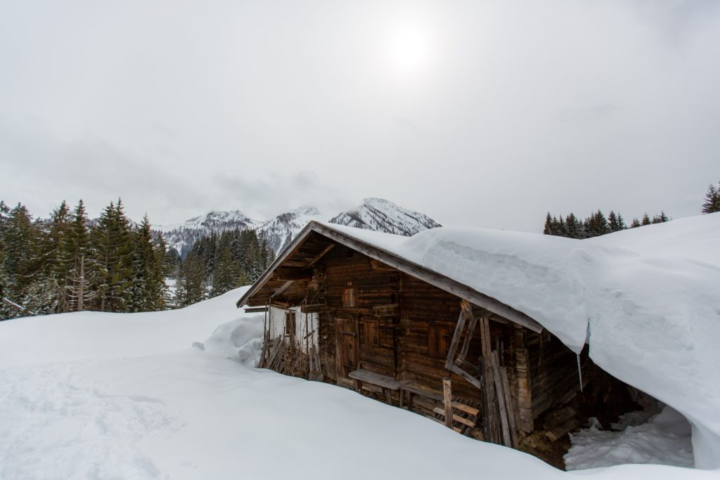 Snesko vandretur rejseblog